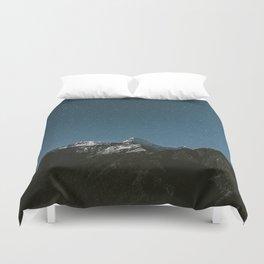 Annapurna Himalayas Duvet Cover