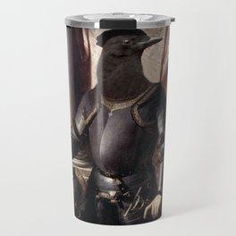 Corbeau Fiérot Travel Mug
