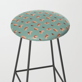 Tigers and girls Bar Stool