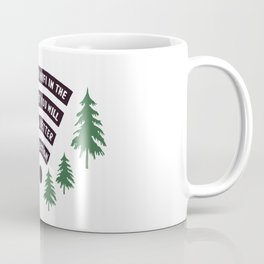 No Wifi Better Connection Nature Adventure Lovers Outdoor Humor Coffee Mug