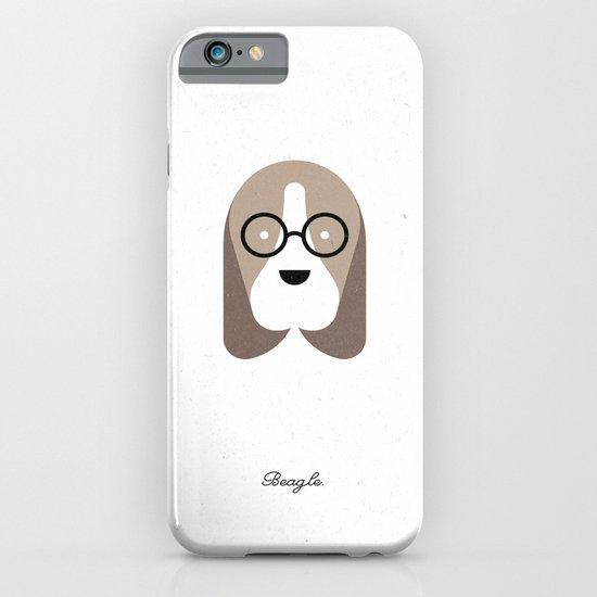 Pedigree: Beagle iPhone & iPod Case