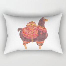 The Lovely Llama Rectangular Pillow
