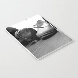 Tappish pt. 3 Notebook