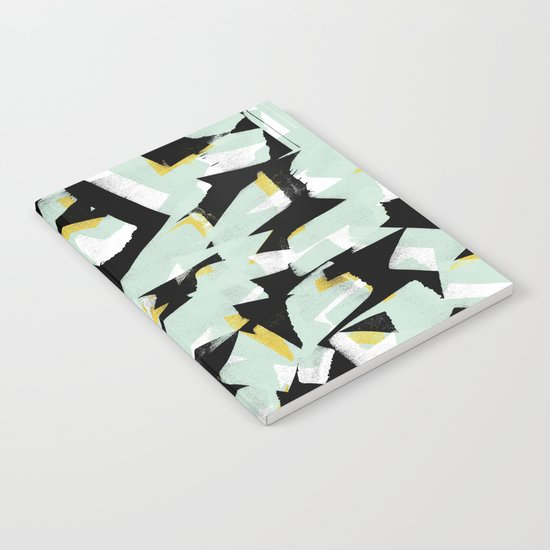 Abstract Pattern 76 Notebook