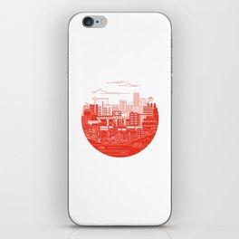 Rebuild Japan iPhone Skin