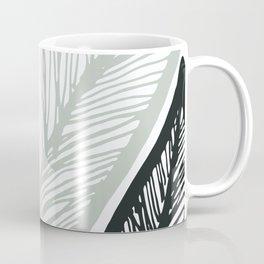 Sway To The Beat / Bold Banana Leaf Coffee Mug