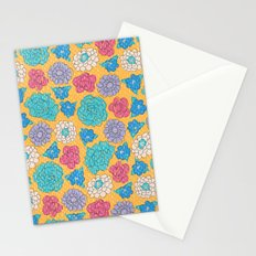 RocoFloral (mango) Stationery Cards