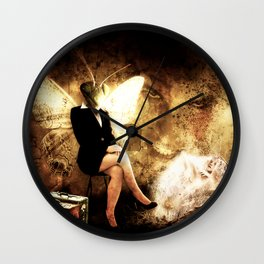 The New Cast System Wall Clock