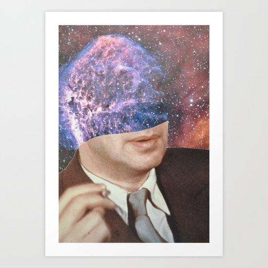 A Mind Born Art Print