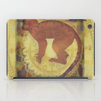 journey iPad Cases featuring Journey by SpaceFrogDesigns