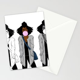 judging you (multi) Stationery Cards