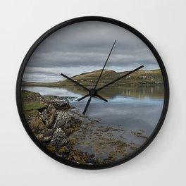 Shetland Isles Wall Clock