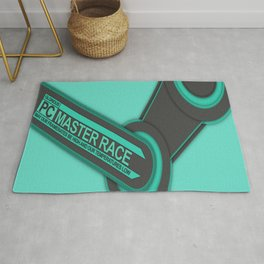 PC MASTER RACE Rug