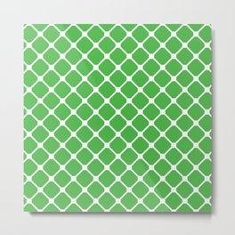 Square Pattern 3 Metal Print