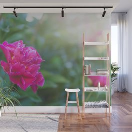 Peony Garden - Floral Photography Wall Mural