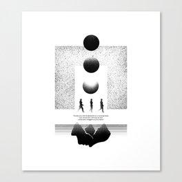 MAHSYAR Canvas Print