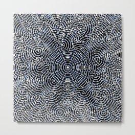 Multiple Timelines Metal Print