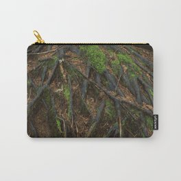 Mosssy Rooots Carry-All Pouch