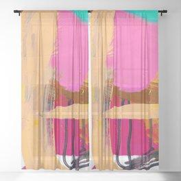 Huilo Sheer Curtain