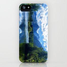 Mountains - Leavenworth, WA iPhone Case