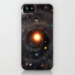 Spherical Universal View iPhone Case