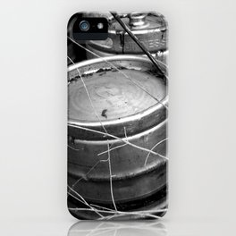 Keg Graveyard iPhone Case