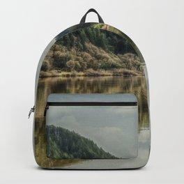 Umpqua River Oregon Backpack