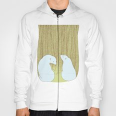 bears in the forest Hoody