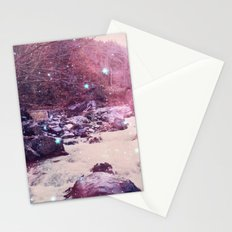 The End Is Where We Begin Stationery Cards