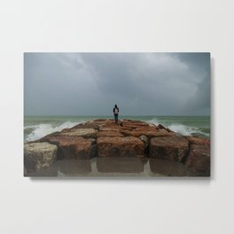 Summer, I will miss you! Metal Print