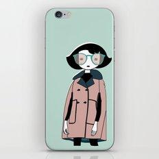 Jacqueline iPhone & iPod Skin
