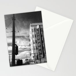 Inner Liquors Black & White San Francisco Stationery Cards