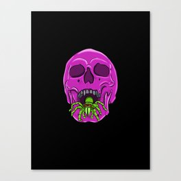 choked up Canvas Print