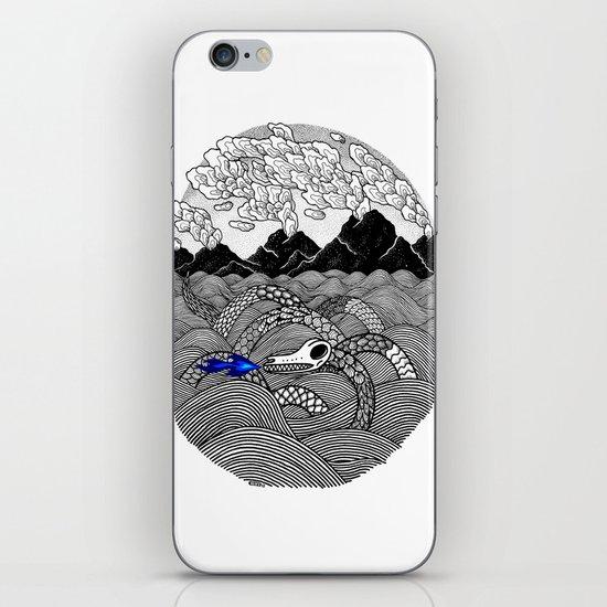 Leviathan iPhone & iPod Skin