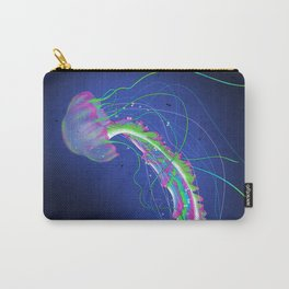 Swimming Jellyfish Carry-All Pouch