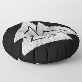 Valknut Floor Pillow