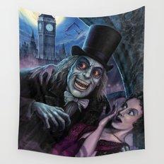 Vampire of London Wall Tapestry