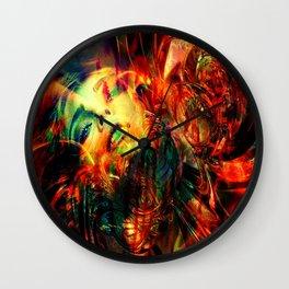 Neptunia Wall Clock