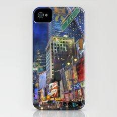 Times Square iPhone (4, 4s) Slim Case
