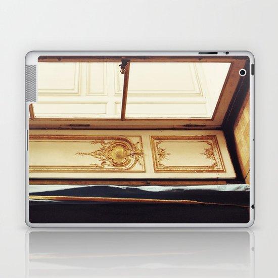 French Doors Laptop & iPad Skin