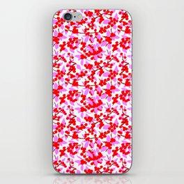 Winterberries in Bright Pink iPhone Skin