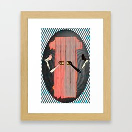Wardrobe Framed Art Print