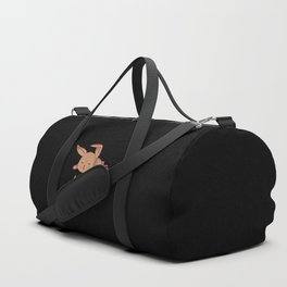 Monday Rabbit Duffle Bag