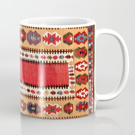 Obruk  Antique Konya Turkish Kilim Coffee Mug