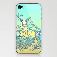 earthy delights iPhone & iPod Skin