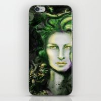 ruben ireland iPhone & iPod Skins featuring Ireland by Holly Carton