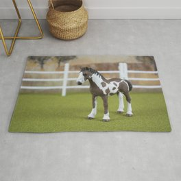 The Little Painted Pony Rug