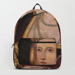 Catherine of Aragon Backpack