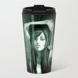 Libra, Close Up Travel Mug