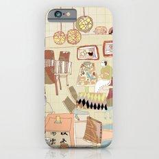 ---garden--cafe--- iPhone 6s Slim Case